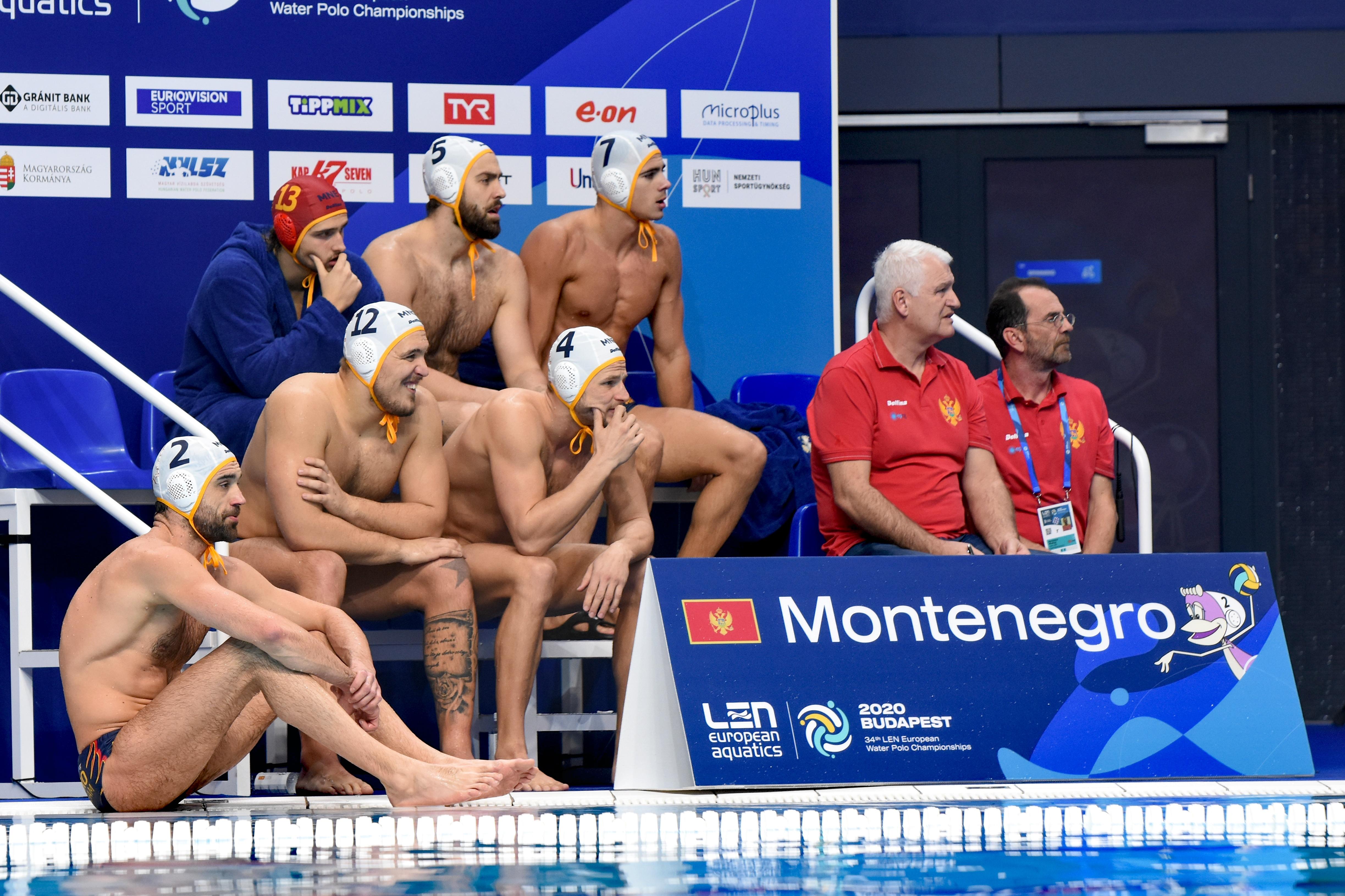 Sa utakmice Crna Gora - Hrvatska (foto: Aleksandra Krupanič)