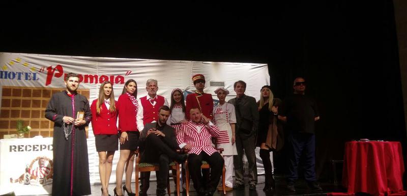 Predstava Teatra 303