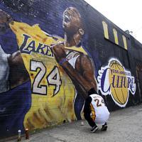Mural u LA posvećen Brajantu