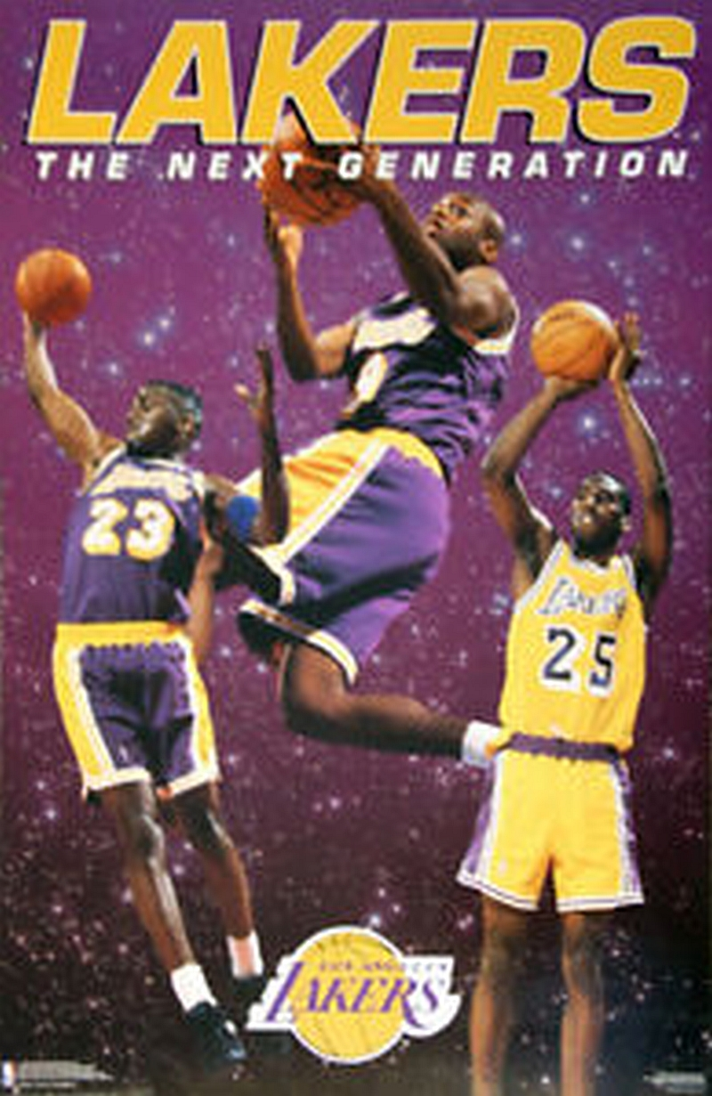 Lakers The next generation