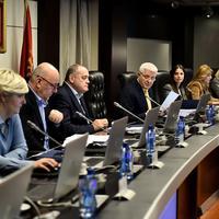 Gotovo jednoglasna odluka o Inistitutu, samo dva glasa uzdržana: Sa jučerašnje sjednice Savjeta