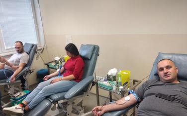 Klub dobrovoljnih davalaca krvi