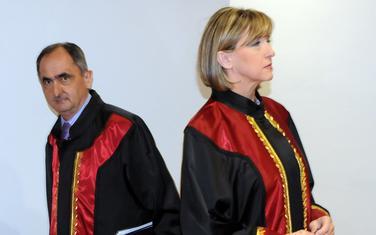 Predsjednik do 3. februara, predsjedavajuća nakon toga: Drašković i Lopičić