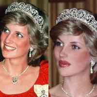 Princeza Dajana u običnom i 'modernizovanom' izdanju