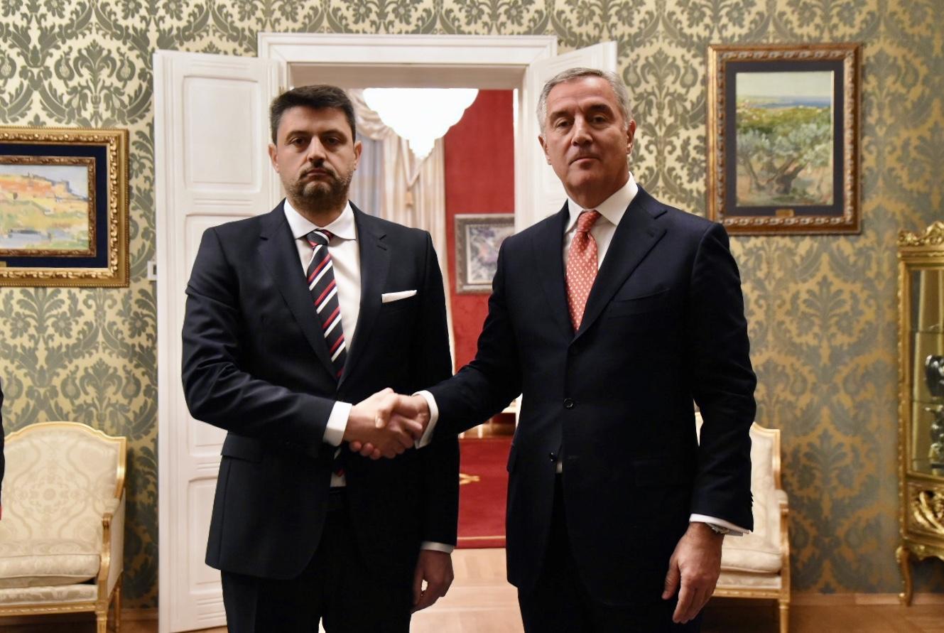Božović i Đukanović