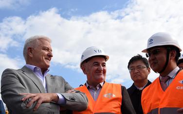 Vlada sakrila dokument od ocjenjivanja: Premijer i ministar sa predstavnicima CRBC-a