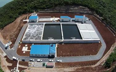 Postrojenje za prečišćavanje otpadnih voda Tivta i Kotora na Klačini
