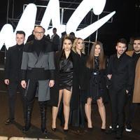 Danijel Alibabić i članovi saastava D-mol prisustvovali ceremoniji