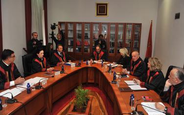 Zatražili izjašnjenje već nakon osam dana od podnošenja inicijative: Ustavni sud