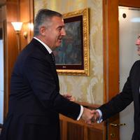 Đukanović i Dendias