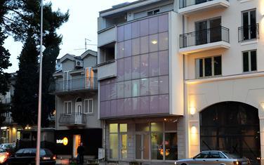 Nekadašnje sjedište Pink M, a sada TV Nove M