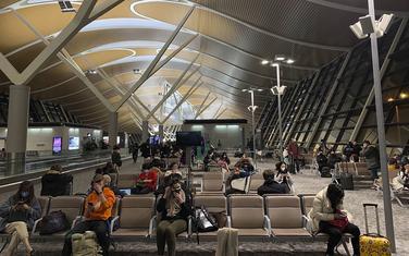 Međunarodni aerodrom u Šangaju