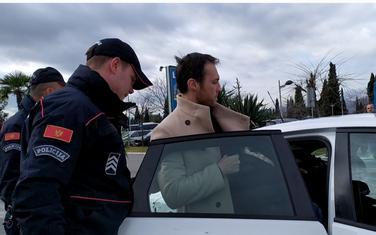 Hapšenje Marka Milačića