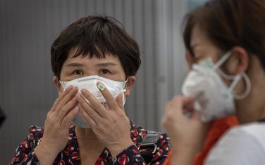Detalj iz grada Vuhana u Kini odakle je krenula zaraza