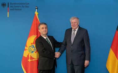 Mevludin Nuhodžić i Horsto Zehover