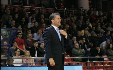 Petar Mijović na meču protiv Igokee u Laktašima