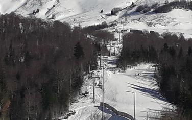 Panorama skijališta Kolašin 1600