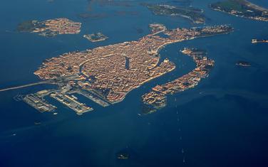 Pogled na Veneciju