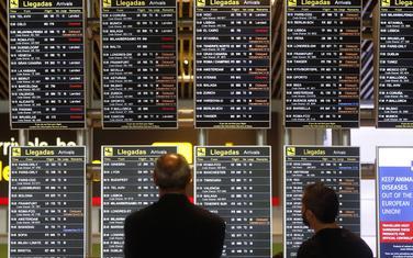 Danas na aerodromu u Madridu