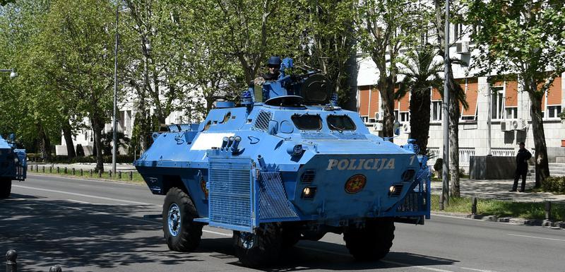 Oklopna vozila (Ilustracija)