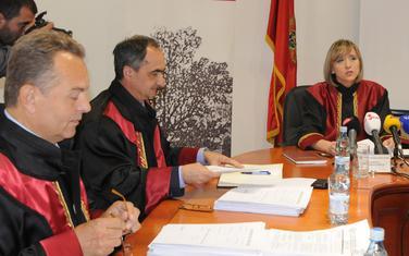 Ponovo prva među sudijama: Lopičić sa Šćepanovićem i Draškovićem (ahiva)
