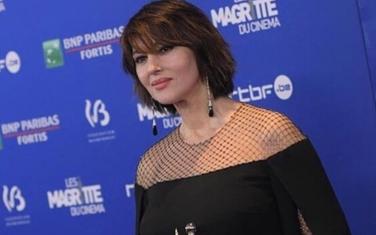 Monika Beluči u Belgiji na uručenju nagrade Magritte