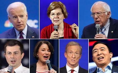 Demokratski kandidati za predsjednika SAD