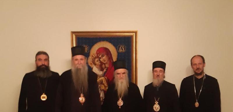 Episkopski savjet SPC u Crnoj Gori