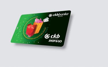 CKB shopping kartica