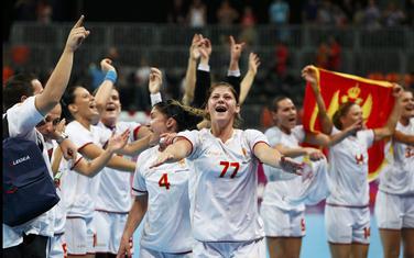 Majda Mehmedović slavi olimpijsko srebro iz Londona
