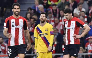 Sa večerašnje utakmice u Bilbaou
