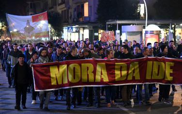 Sa protesta 1. februara