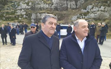 Veselin Grbović i Milutin Simović