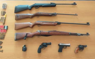 Oduzeto oružje