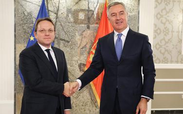 Varhelji i Đukanović