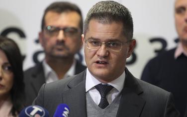 Lider Narodne stranke Vuk Jeremić