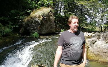 Vajs na rijeci Bukovic