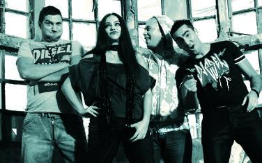 Muzička grupa Negativ