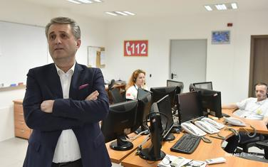 Mevludin Nuhodžić, ministar unutrašnjih poslova
