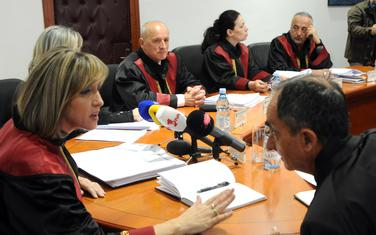 Sporan i izbor predsjedavajućeg sudije: Sa sjednice Ustavnog suda