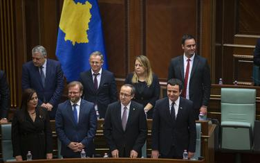 Nova vlada Kosova stupila je na dužnost 3. februara