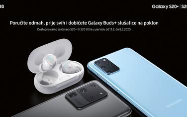 Novi Samsung premium telefoni iz Galaxy S20 serije u ponudi Telekoma