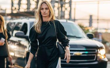 Nedjelja mode u Njujorku - street style