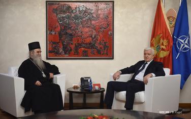 Amfilohije i Marković
