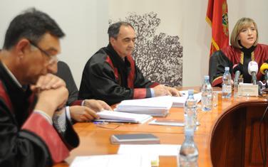 Pozvali se na praksu umjesto na činjenice: Sa sjednice Ustavnog suda