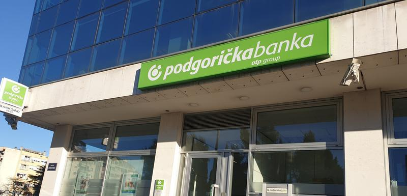 Podgorička banka
