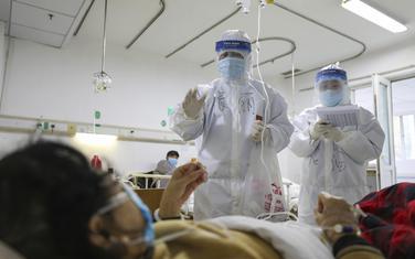 U pokrajini Hubei počeli da primjenjuju novu metodu za dijagnostifikovanje novih slučajeva