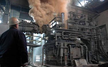Proizvodnja metala značajno smanjena: Iz Željezare (arhiva)