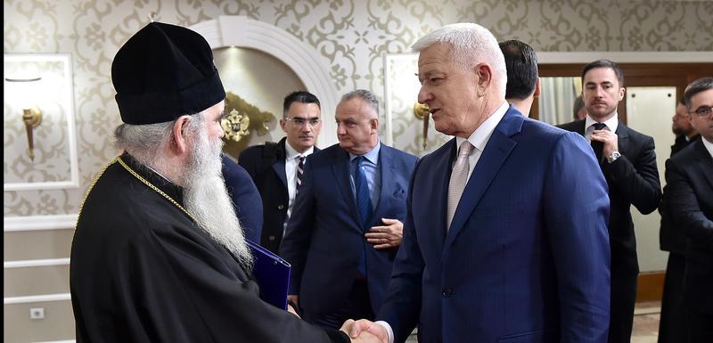 Nisu približili stavove: Amfilohije i Marković sa predstavnicima Vlade