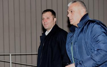 Mijatović (lijevo) dolazi u tužilaštvo u pratnji advokata Mićovića